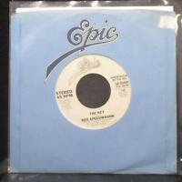 """REO Speedwagon - The Key 7"""" Mint- Promo Vinyl 45 Epic 34-03400 USA 1982"""