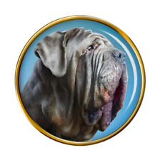 Mastino Napoletano (Neapolitan Mastiff) Lapel Pin Badge