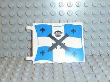 LEGO® Ritter 1x Fahne Flagge Wappen 2525px2 aus 6274 6276 6267 6265 Piraten R547