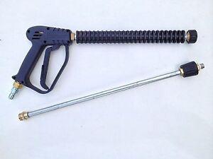 Clarke PLS 190/260 Pressure Washer Replacement Trigger Gun Variable Lance