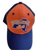 NWOT Syracuse Mets Inaugural Season Hat w/ adjustable strap