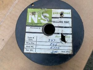 National-Standard Co 0.45 diameter Welding Wire
