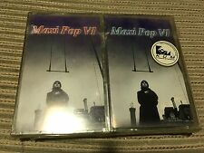 MAXI POP VI CASSETTE TAPE X 2 SYNTH WAVE INDIE POP SEALED LIAISONS DANGEREOUSES