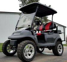 Newly Reconditioned Electric Golf Cart 48 Volt Custom Lifted Club Car Precedent