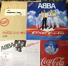 ABBA Slipping Through My Fingers JAPAN-ONLY COLA PROMO LP PD-1005 w/ENVELOPE