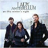LADY ANTEBELLUM - ON THIS WINTER'S NIGHT - CD - Sealed