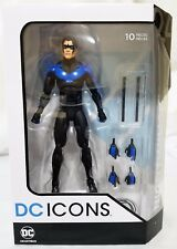 Nightwing Hush DC ICONS DC Comics Action Figure