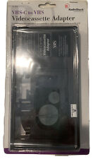 Radio Shack Universal Vhs-C To Vhs Cassette Adapter
