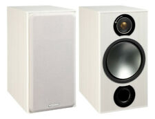Monitor AUDIO BRONZE 2, high-end 2 vie scaffale-Altoparlanti [Demo/FRASSINO BIANCO]