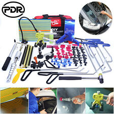 PDR Tools Rods Paintless Dent Repair Removal Set Dent Lifter Spring Steel Set