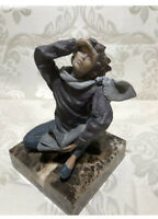 ELISA Montserrat Ribes, Laia woman Limited sculpture  limited series,Spain.