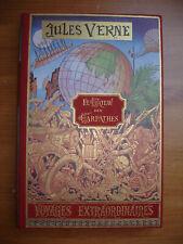 7041 Verne : Le Chateau des Carpathes - Michel de l'Ormeraie 1977