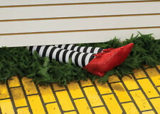 Wicked Witch Legs Prop 18 Inch Wizard Of Oz Halloween Decoration Outdoor Yard