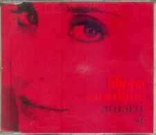 Filippa GIORDANO - Amarti Si - CD Single - MUS