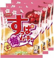 "Koikeya Potato Chips ""Suppa Mucho, Ume Flavor"" Snack 55g × 3pcs Japan"