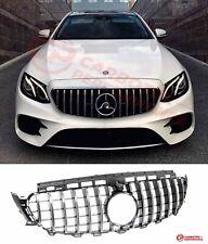 Panamericana Kühlergrill Chrom für Mercedes E-Kl W213 S213 C238 A238 CP271