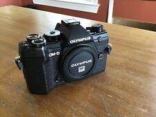 Olympus OM-D E-M5 Mark III 20.4MP Body Only Mirrorless Camera - Black