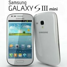 Samsung Galaxy S3 S III Mini GT-I8190 - 8GB - Marble White - 2 Years Warranty
