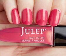 NEW! Julep nail polish in JENNY Nail Vernis ~ Cerise with gold microshimmer PINK