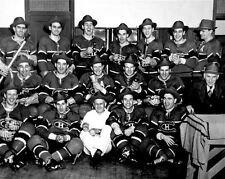 Montreal Canadiens 1947-48 NHL Season Team 8x10 Photo