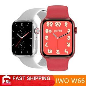 IWO W66 Smart Watch  2021 Bluetooth Call Waterproof Smart Watch For IWO 13 Pro