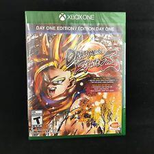 Dragon Ball FighterZ Day One Edition (Xbox One) BRAND NEW / Region Free