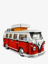 Lego Creator Expert Volkswagen T1 Camper Van (10220) COMPLETE With Instructions