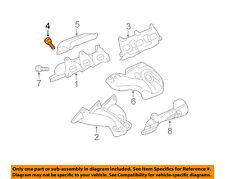 GM OEM Exhaust Manifold-Exhaust Manifold Bolt 11547135