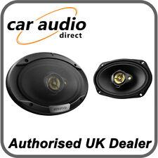 """KENWOOD KFC-S6976EX 500W 6x9"""" Stage Sound Series Stereo Speakers Car Rear Shelf"""
