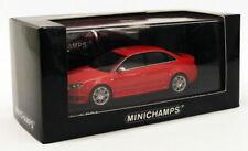 Artículos de automodelismo y aeromodelismo rojos de acero prensado, Audi