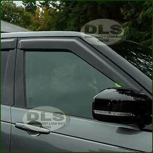 Wind Deflector Set 4pcs BRITPART Land Rover Discovery 5 (DA1514)