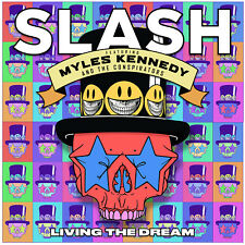 Slash - Living the Dream - New CD Album - Pre Order - 21st September
