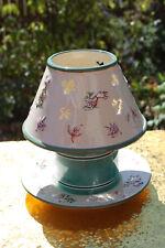 Wdw Walt Disney Parks Jar Candle Topper Plate Set Fall Leaf Winnie the Pooh Nice