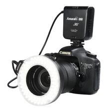 Aputure Amaran Halo AHL-HC100 100 LED Macro Ring Flash Light for Canon Cameras