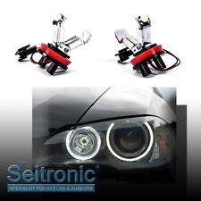 H8 LED Angel Eyes für BMW E90 E91LCI E71 E60 E61 Z4 E84 X6 X5 X1 E92 E93 E63 E82