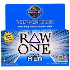 Vitamina Código Puro un diario Multivitamínico Para Hombre Por Garden Of Life -