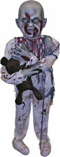 Morris Costumes New Zombie Boy Small Scary Standing Decorations & Props. FM69349