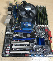 ASUS P6T Socket 1366 Motherboard CORE  i7 920 2.67GHz CPU 12 GB DDR3 RAM