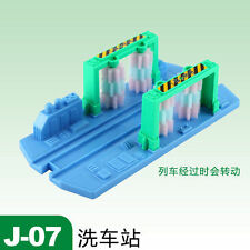 JAPAN TOMY THOMAS MOTORIZED TRAIN RAIL SCENIC PART- J-07 TRAIN WASHER 644637