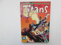 TITANS N°119 BE/TBE