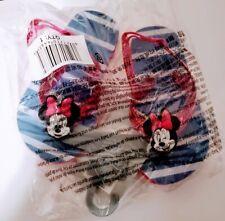 Disney Minnie Mouse Flip Flops Size 5/6 Girls Sandals Shoes