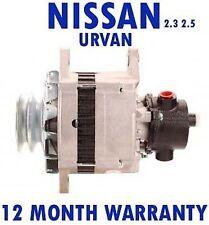 NISSAN URVAN BOX BUS 2.3 2.5 D 88 1989 90 91-97 RMFD LICHTMASCHINE
