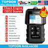 Car OBDII OBD2 Scanner Check Engine Fault SMOG EOBD Code Reader Diagnostic Tool