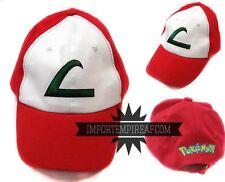POKEMON ASH CAPPELLO COSPLAY nuovo berretto Hat Cap cappellino ketchum hut xy
