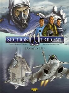 BD - SECTION TRIDENT, TOME 1 > DOMINO DAY / EO ZEPHYR