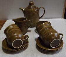 Vintage / Retro CELTIC ATLANTIS IRISH 15 Piece Coffee Set