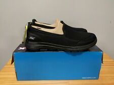 Skechers Go Walk 5 Black 15901 Casual Slip on Shoes Womens Size 9 US