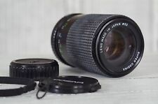 Super Cosina 80-200mm f/4.5-5.6 MC Macro Zoom Lens Minolta MD Mount
