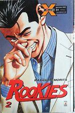 STAR COMICS MANGA ROOKIES N.2 OTTIMO