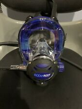 Ocean Reef Full face scuba mask size m/l New